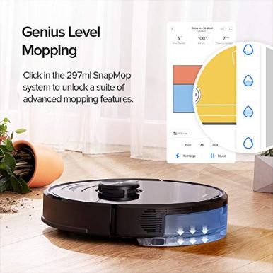 Roborock-S6-MaxV-Robot-Vacuum-Cleaner-with-ReactiveAI-and-Intelligent-Mopping-No-mop-Zones-Lidar-Navigation-2500Pa-Strong-Suction-Multi-Level-Mapping-Robotic-Vacuum-and-Mop