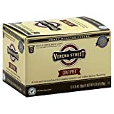Verena Street 12 Pack, Flavored Coffee Single-Serve Brew Cups -Cow Tipper, Case Of 6 by Verena Street?