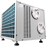 ClimateRight 2,500 BTU Portable Air Conditioner, Heater, Fan, and Dehumidifier with Remote Control, Auto and...