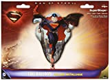 Anagram International 2750801 Superman Man of Steel Balloon Pack, 31""