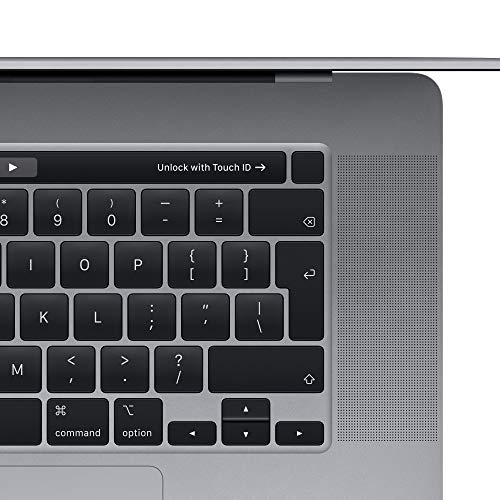 Apple MacBook Pro (16-inch, 16GB RAM, 512GB Storage, 2.6GHz 9th Gen IntelCorei7) - Space Grey 5