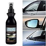 Anti Fog Spray,SHZONS Coating Anti Mist for Glass & Plastic Treatment Water Resistant Spray Car Window Windshield Glasses Mirrors Helmet,100ML