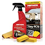 Mothers MOW Single Unit 07240 California Gold Clay Bar System