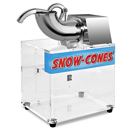 best shaved ice machine reviews
