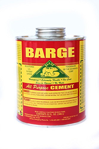 Barge All-purpose Cement Rubber Leather...