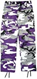 Product review of Ultra Violet Camouflage BDU Pants