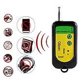 Anti-Spy Signal Radio Hidden Camera RF Bug Detector Test Tracer Finder Wireless