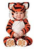 Incharacter Costumes Baby Tiger Tot Costume, Orange/Black/White, M (12-18 Months)