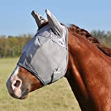 Product review for Cashel Crusader Horse Fly Mask with Ears - All Sizes