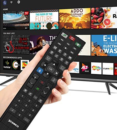 Shinco 124 cm (49 inches) Full HD Smart LED TV SO50AS-E50 (Black) (2019 Model) 6
