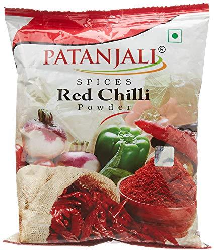 51s7yZECmRL - Patanjali Red Chilli Powder, 200g