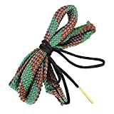 Unigear Gun Bore Cleaner Snake for Rifle Pisto Shotgun (.40-.41 Cal)