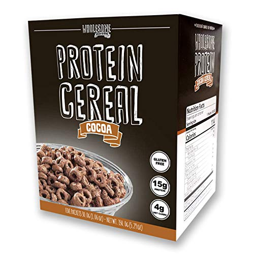 Protein Cereal, Low Carb Cereal, High Protein...