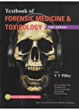 Textbook of Forensic Medicine and Toxicology 2019