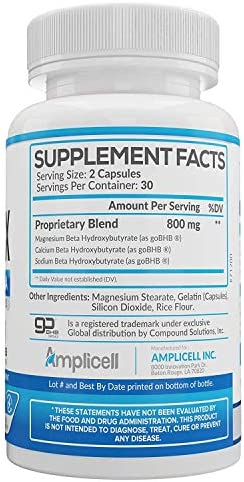Keto Diet Pills - Utilize Fat for Energy with Ketosis - Boost Energy & Focus, Support Metabolism, Manage Cravings - Keto MAX Supplement for Women and Men - 30 Day Supply… 4