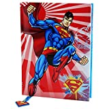 Dc Comics Superman School Diary Agenda Student Planner 10 Months