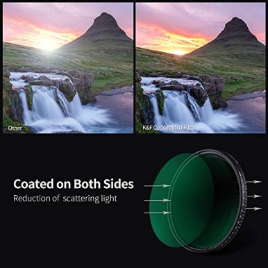 KF-Concept-405mm-Variable-Neutral-Density-ND8-ND2000-ND-Filter-for-Camera-Lenses-with-Multi-Resistant-Coating-Waterproof