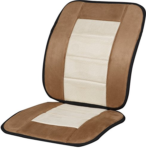 Kool Kooshion Microsuede Full Seat Cushion