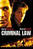 Criminal Law poster thumbnail