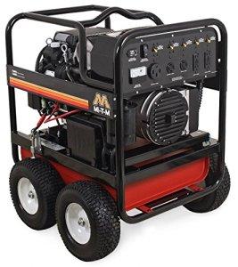 Mi-T-M GEN-14000-1MHE Gasoline Generator, 14000W Maximum AC Output