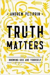 Truth Matters book cover via Amazon