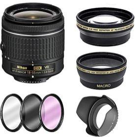 Nikon-D3500-DSLR-Camera-with-AF-P-DX-NIKKOR-18-55mm-f35-56G-VR-Lens-Deluxe-DSLR-Camera-Case-32GB-Extreme-Memory-Bundle-24pcs