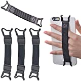 3pack Mobile Phone Security Hand Strap Holder for 5.2-7.5 inch Smartphones