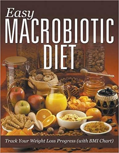 Easy Macrobiotic Diet: Track Your Weight Loss Progress (with BMI Chart) by Speedy Publishing LLC (2015-05-05)