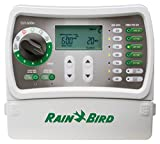 Rain Bird SST600IN Simple-to-Set Indoor Sprinkler/Irrigation System Timer Controller, 6-Zone/Station (New & Improved Model Replaces, SST600I)