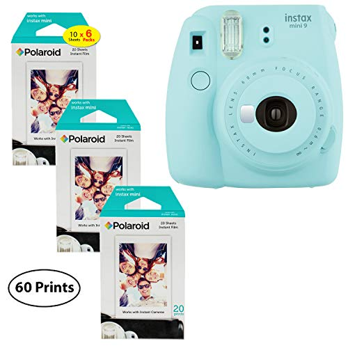 Ritz Camera Fujifilm Instax Mini 9-60 Prints Bundle