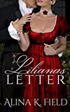 Liliana's Letter: The Matchmaker meets the Matchbreaker, a Regency Romance