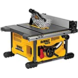 DEWALT DCS7485B FLEXVOLT 60V MAX Table Saw, 8-1/4' (Tool Only)