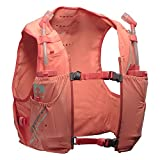 Nathan NS4537 Vaporhowe Hydaration Pack Running Vest with 1.5L Bladder, Fusion Coral, X-Small