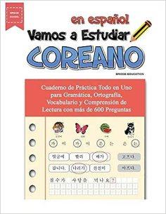 libro para estudiar coreano
