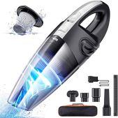 YOMYM-Aspiradora-de-Mano-120W-Aspirador-Mano-Sin-Cable-Potente-Carga-rapida-Aspiradoras-en-Seco-y-Humedo-Bateria-de-2200mAhFiltro-Lavable-Accesorio-Completo-para-Oficina-Hogar-y-Coche