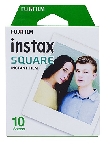 Fujifilm Instax Square Instant Film – 10 Exposures