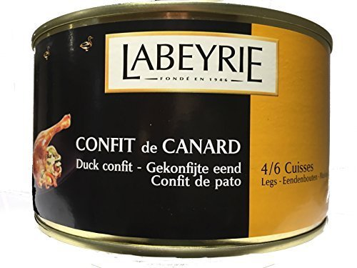 Image result for labeyrie duck confit