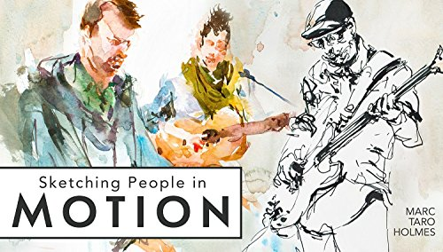 Sketching People in Motion