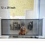 Magic Gate Portable Folding Safe Guard Install Anywhere (Pet Safety Enclosure)