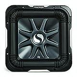 Kicker S12L7 Car Audio Solobaric L7 Square 12' Sub Dual 2 Ohm 1500W 11S12L72 Subwoofer L7S12