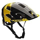 661 SixSixOne Evo Am Tres MTB Bicycle Helmet (CPSC) - BLACK/YELLOW - Extra Large/XXL (XL/2XL) _7160-36-162