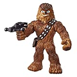 Star Wars Galactic Heroes Mega Mighties Chewbacca 10' Action Figure with Bowcaster Accessory, Toys for Kids Ages 3 & Up