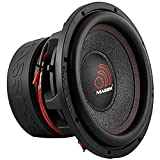 Massive Audio HippoXL122-12 Inch Car Audio 4,000 Watt HippoXL Series Competition Subwoofer, Dual 2 Ohm, 3 Inch V.C | Sold Individually