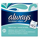 Always Wipes-to-Go 20 ea (Pack of 2)