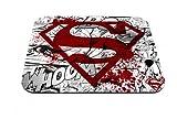 Good-will - Superman Design Mouse Pad Anti-slip Mouse Pad Mat Mice Mousepad