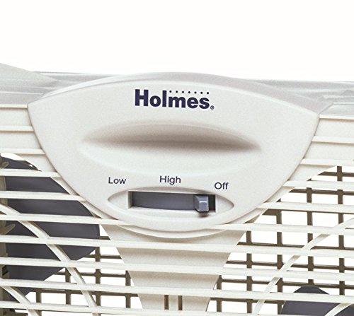 Holmes Dual Blade Twin Window Fan review