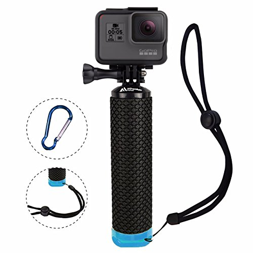 Waterproof Floating Hand Grip compatible with GoPro Cameras Hero 6