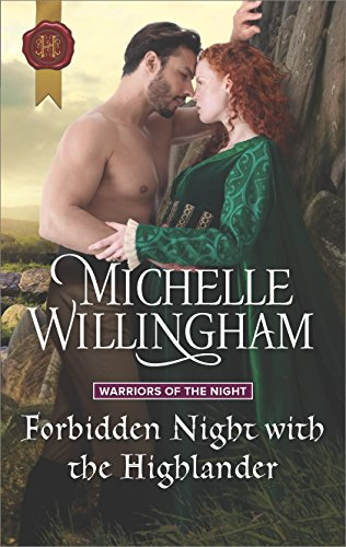 Forbidden Night with the Highlander (Warriors of the Night) by [Willingham, Michelle]