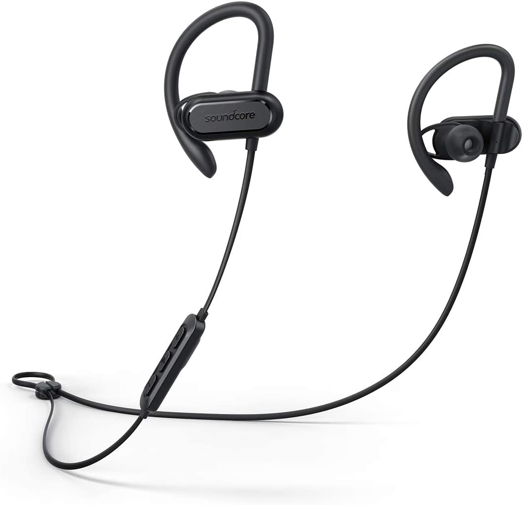 Wireless Bluetooth Headphones, Soundcore Spirit X Sports Earphones by Anker