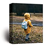 wall26 Personalized Photo to Canvas Print Wall Art - Custom Your Photo On Canvas Wall Art - Digitally Printed (11' x 14')